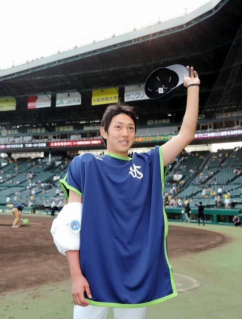 ヤクルト原樹、甲子園にもひるまず/野球/デイリースポーツ online