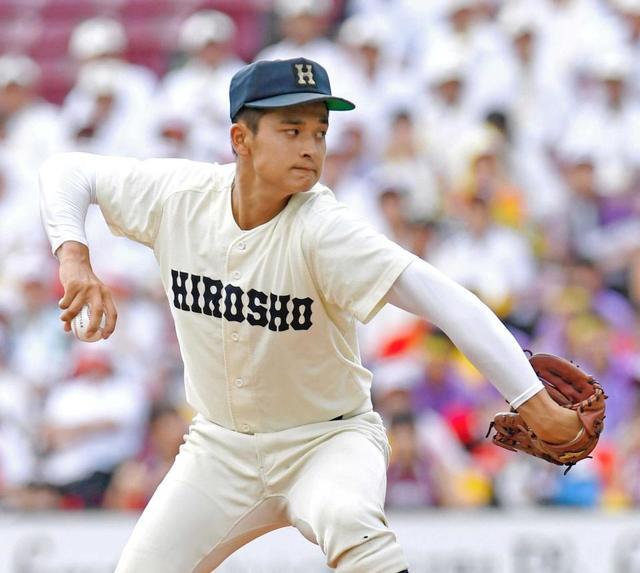 広島商、3年生リレーで逃げ切った エース倉本から中尾へ/野球 ...