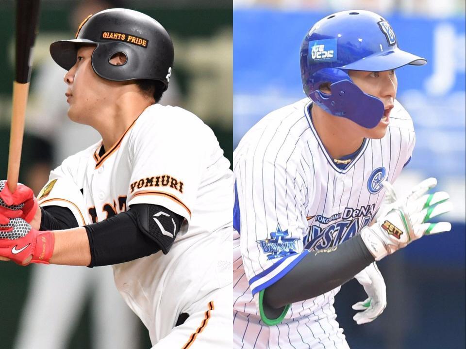 4番成績で見るセ・リーグ 決める巨人・岡本、つなぐDeNA・佐野/野球/デイリースポーツ online