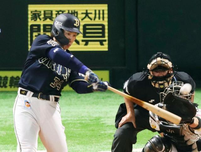 オリックス吉田正が通算100号 プロ6年目の節目弾にも「まだまだ通過点」/野球/デイリースポーツ online