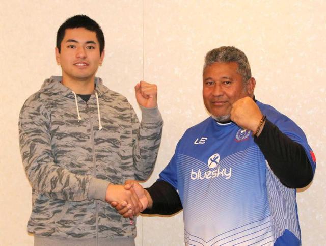 元ラグビー日本代表オトさんの長...
