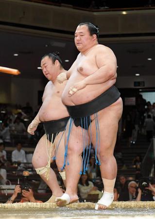 元関脇豊ノ島、幕下での連敗を3...