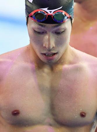 萩野公介のかっこいい高画質画像