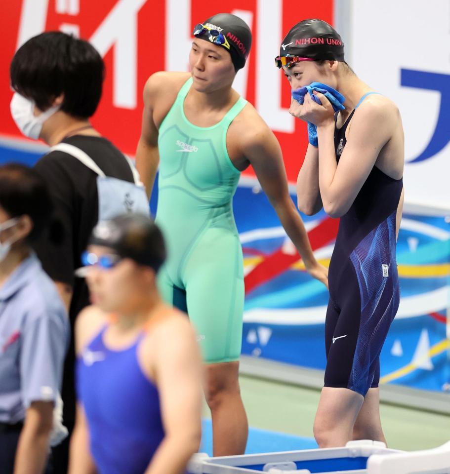 池江璃花子 決勝はメンバー外れる 女子400mリレー予選は第3泳者 ...