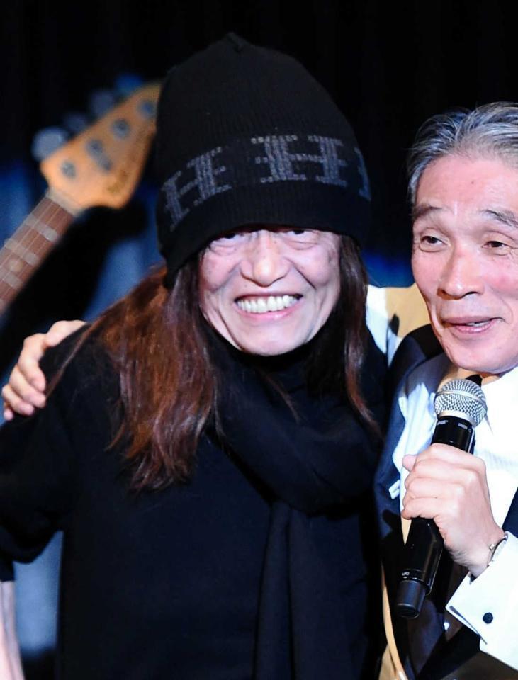 堺正章、かまやつさんに「本当に病気?」最後の舞台前に思い出語ってい ...