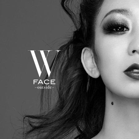 倖田來未「W FACE~outside~」