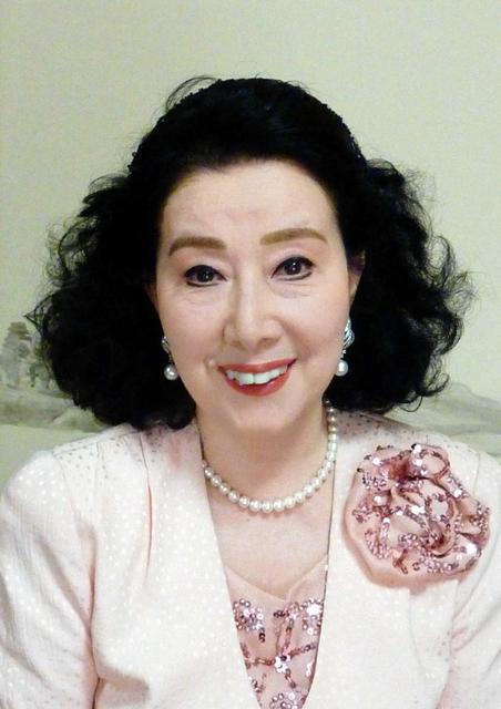 山本富士子 亡き夫・丈晴さんへ...