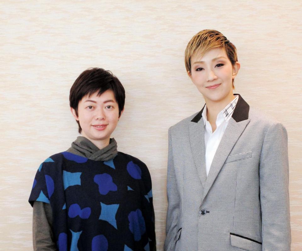 宝塚星組・紅ゆずる 台湾公演でも大阪弁宣言「紅子は屈しない!」/芸能 ...