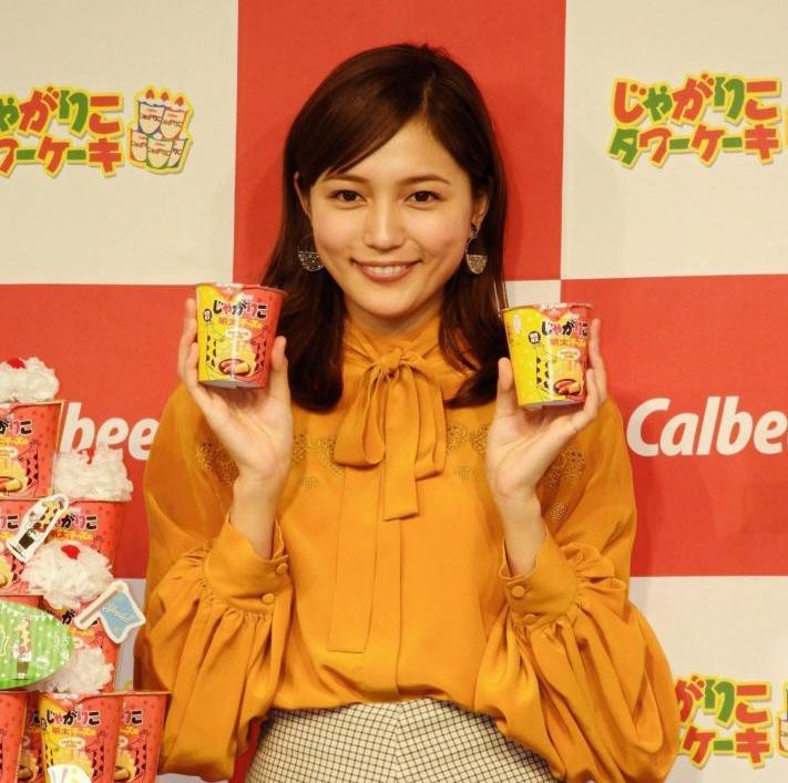 川口春奈 1日店長で接客に挑戦「ハキハキと頑張ります!」/芸能