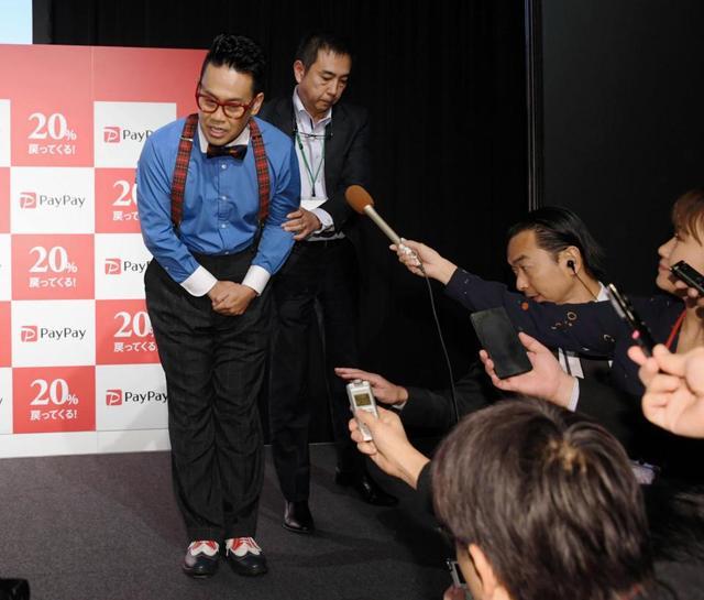 【お祭り男】宮川大輔、イッテQ「やらせ騒動」を謝罪「僕は信じております」降板説は否定