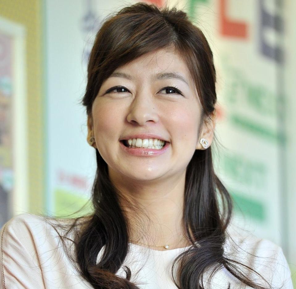 フジ生野陽子アナが第1子妊娠 来年5月出産予定 夫は同期の中村光宏アナ 芸能 デイリースポーツ Online