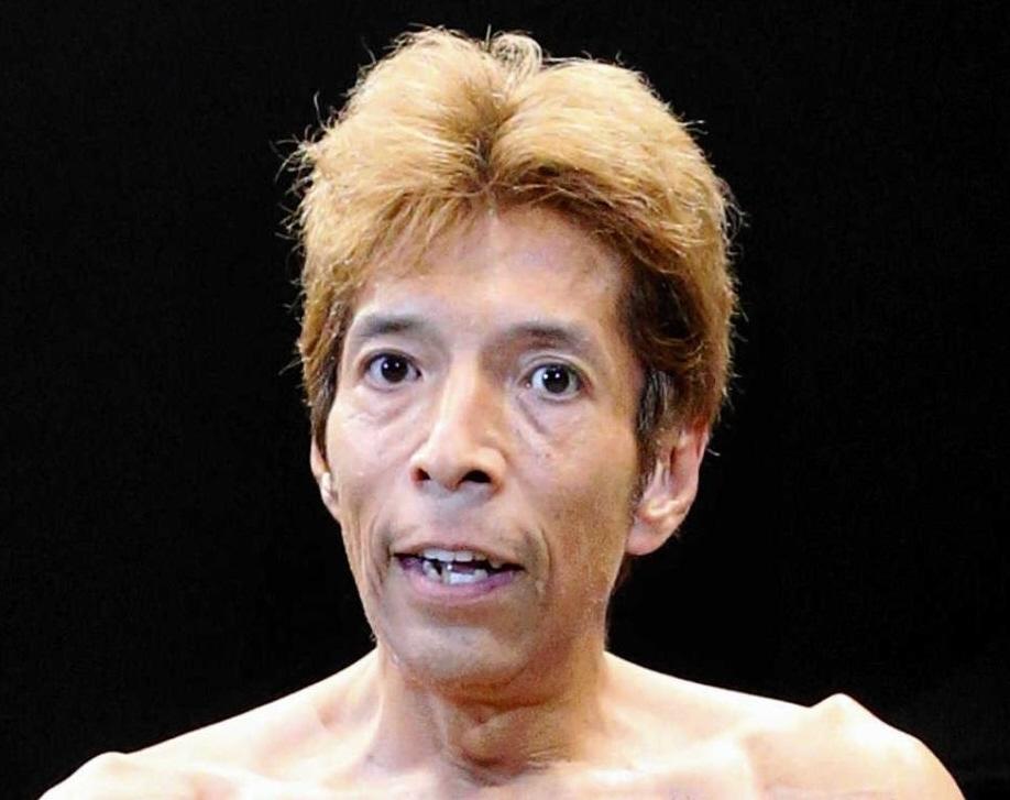 ゴージャス松野 年上歌手・田代純子と事実婚 もう20年近くに/芸能 ...