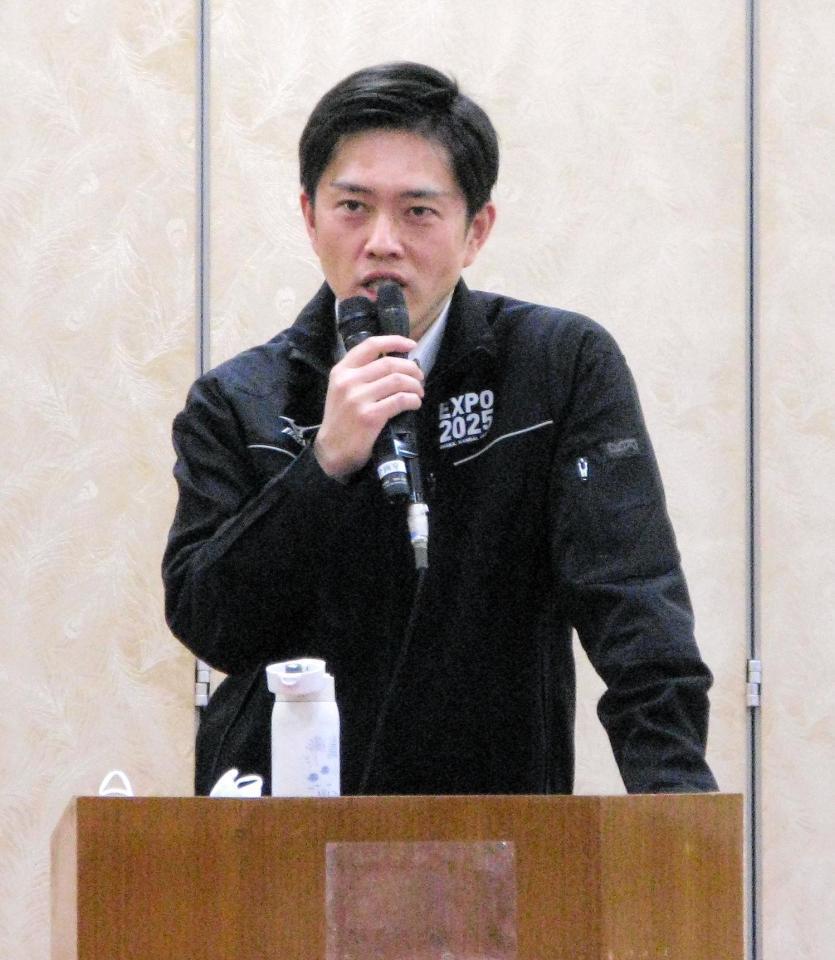 井戸 知事