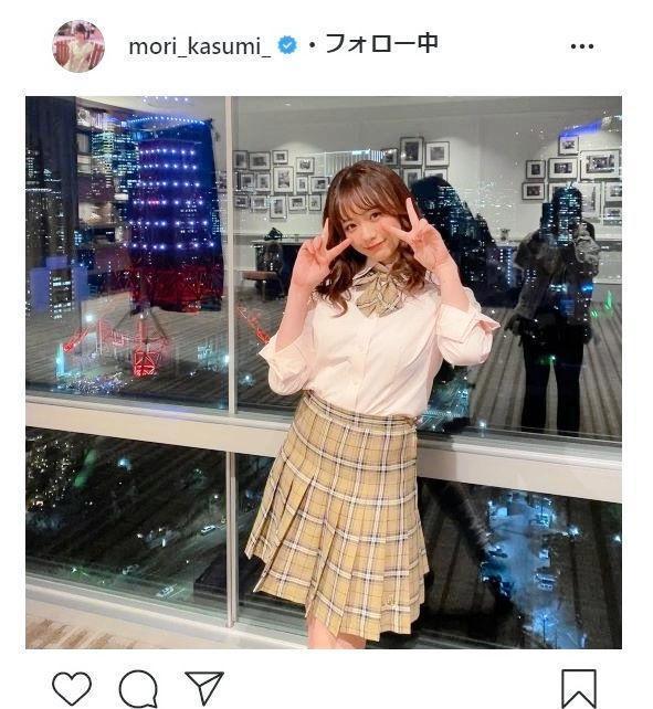 森 香澄 インスタ テレビ東京・森香澄アナ、池谷実悠アナの会話が流出