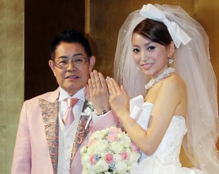 結婚 松田聖子