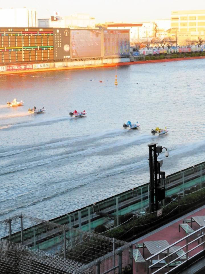 ボート レーサー コロナ 感染