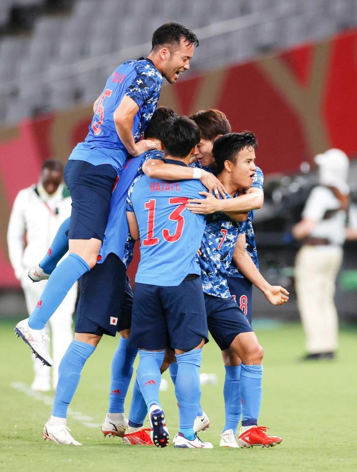 サッカー日本代表、久保建の決勝弾で白星発進!ソフトはサヨナラで2連勝