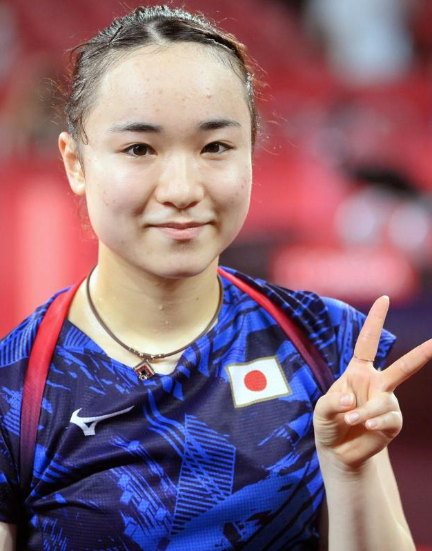 ウルフ&浜田 柔道重量級男女アベック金 美誠は日本卓球女子シングルス初メダル