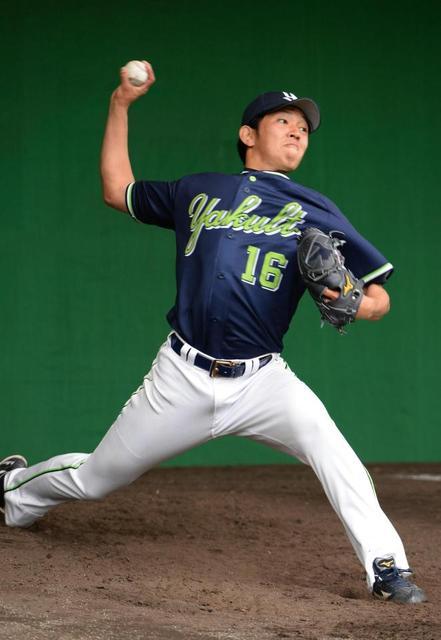 【野球】ヤクルト原樹理 新人王獲得は/オピニオンD/オピニオンD ...