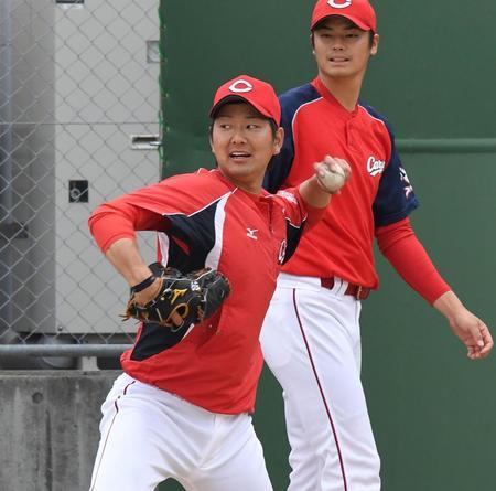 野球】広島・飯田哲矢、プロ4年...