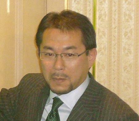 反町康治監督(2008年撮影)